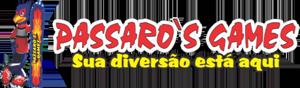 Passaros Games - Jogos para Xbox, Playstation e Nintendo Switch, consoles e acessórios para games