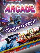 Console Fliperama Portátil 9900 Jogos Hdmi - Arcade
