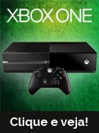 AConsole Xbox One 500GB + Sensor Kinect + Controle Wireless - Microsoft