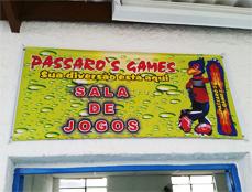 Passaros Games