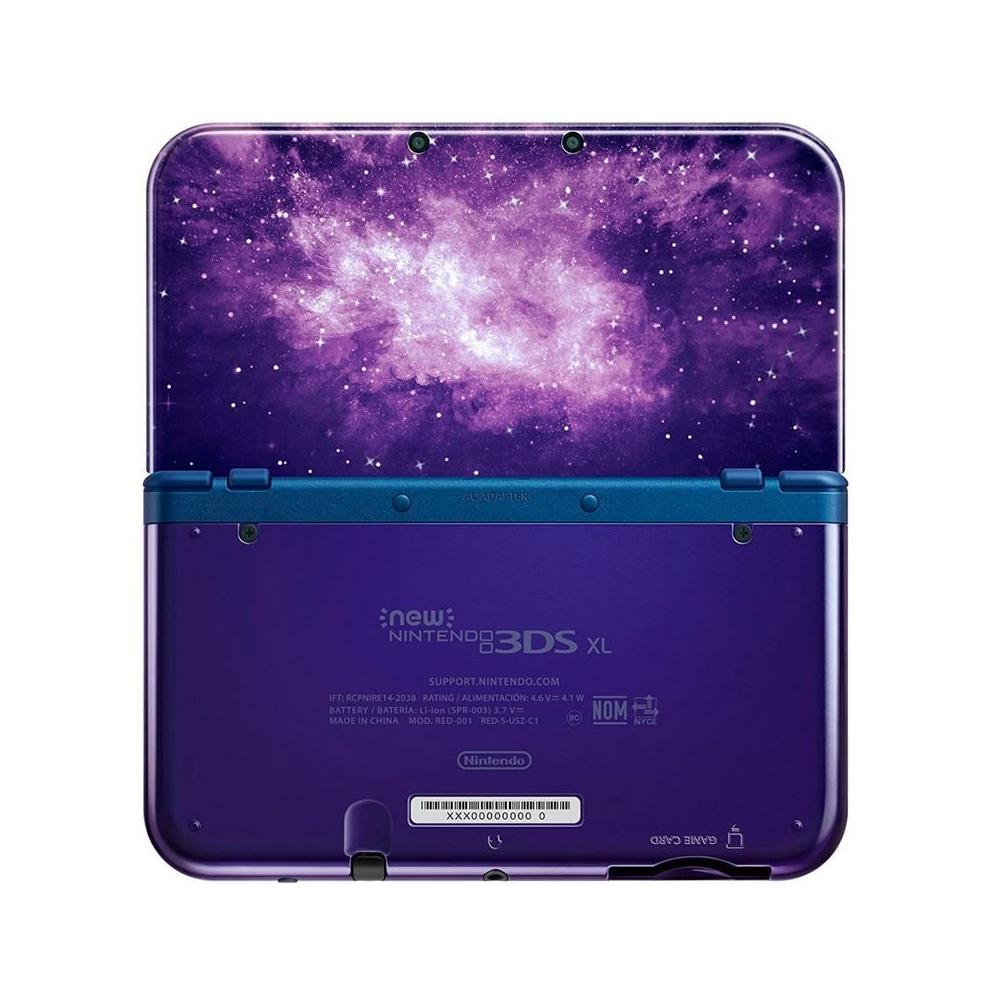 Console New Nintendo 3DS XL (New Galaxy Style) - Nintendo