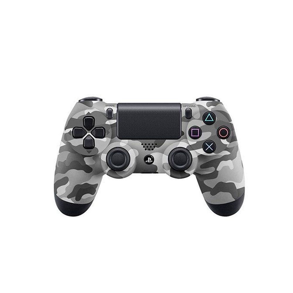 Controle Ps4 Camuflado Playstation 4 Original Sony Dualshock 4