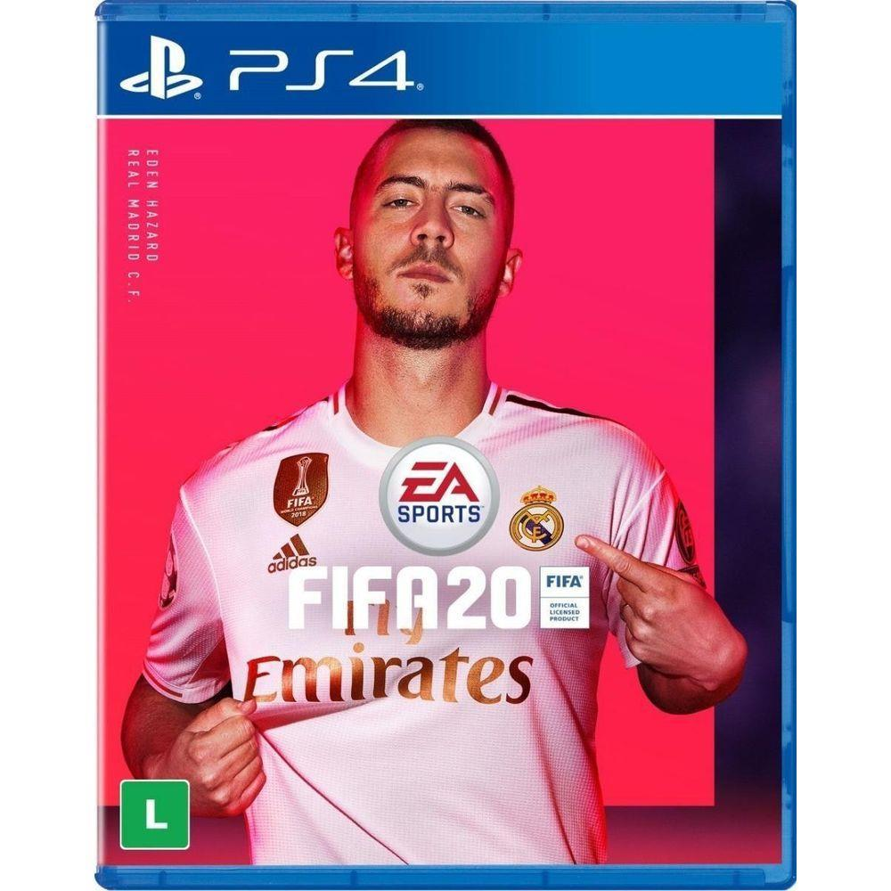 Game Fifa 20 Ps4
