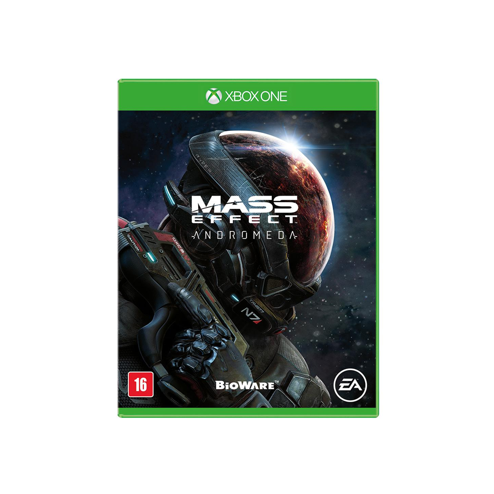 Game Mass Effect: Andromeda - Xbox One