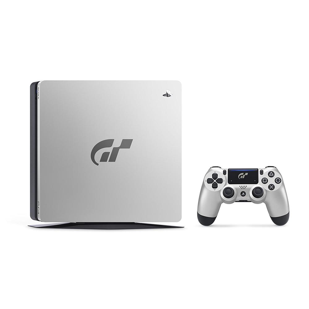 Playstation 4 Slim 1tb Limited Edition Console - Gran Turismo Sport Bundle