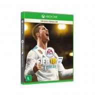 Game FIFA 18 Edição Especial Cristiano Ronaldo - Xbox One